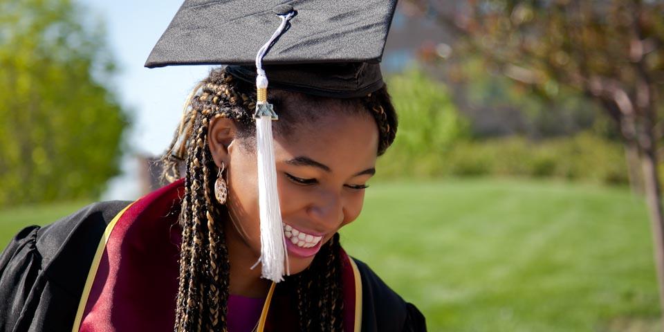 { udunma }  –  U of M Graduation